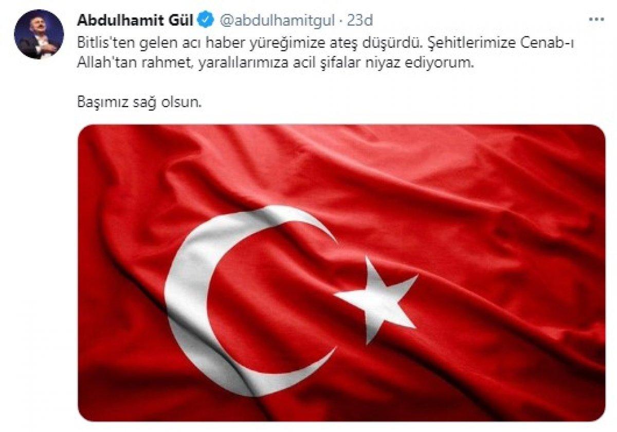 Türkiye şehitlerine ağlıyor #12