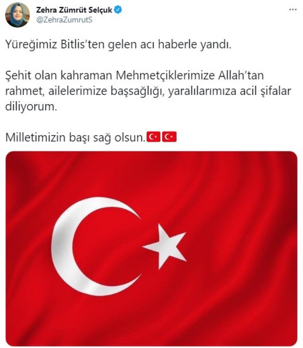 Türkiye şehitlerine ağlıyor #11