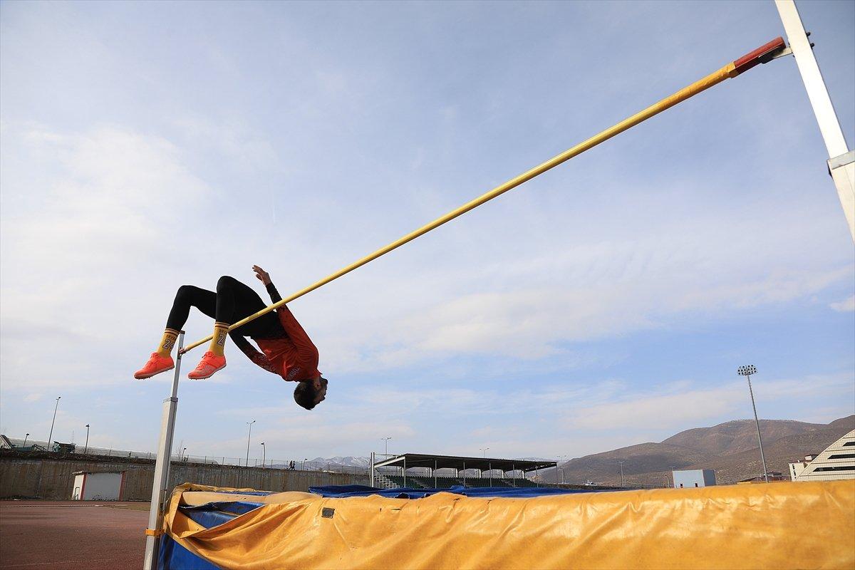 Milli atlet Bedirhan Alpagu Nun hedefi dünya şampiyonluğu #4