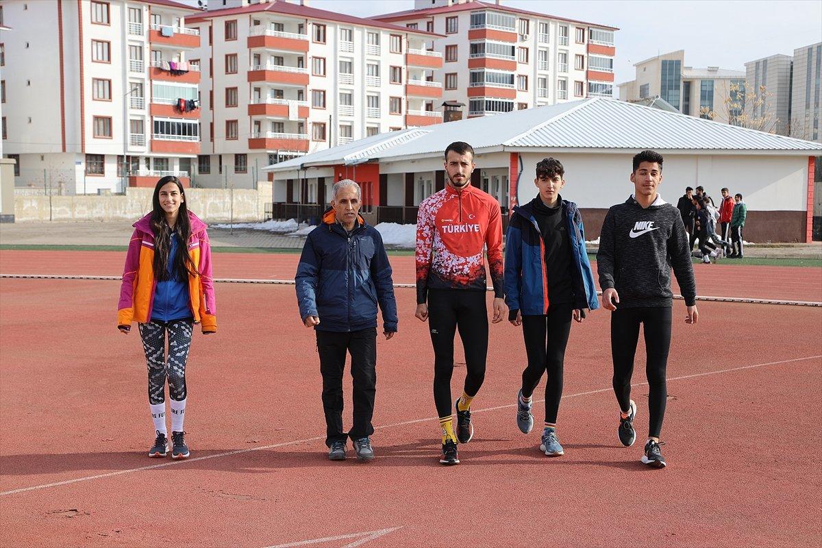 Milli atlet Bedirhan Alpagu Nun hedefi dünya şampiyonluğu #7