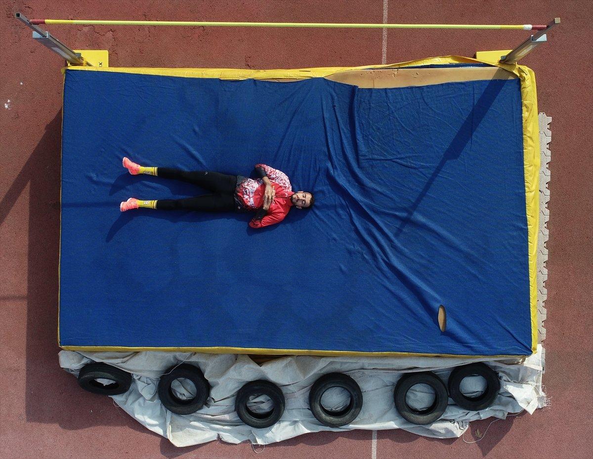 Milli atlet Bedirhan Alpagu Nun hedefi dünya şampiyonluğu #10