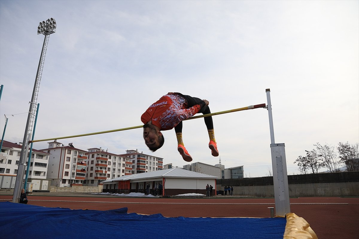 Milli atlet Bedirhan Alpagu Nun hedefi dünya şampiyonluğu #5