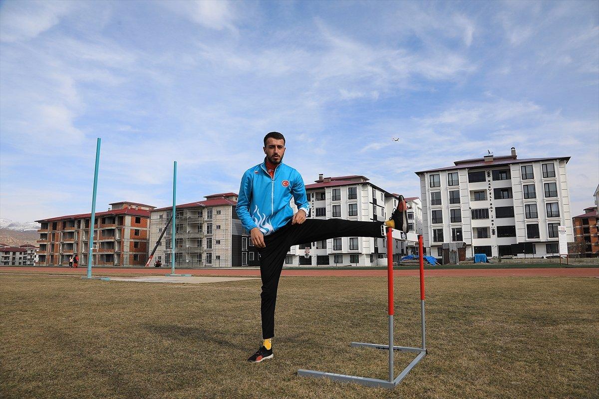 Milli atlet Bedirhan Alpagu Nun hedefi dünya şampiyonluğu #2