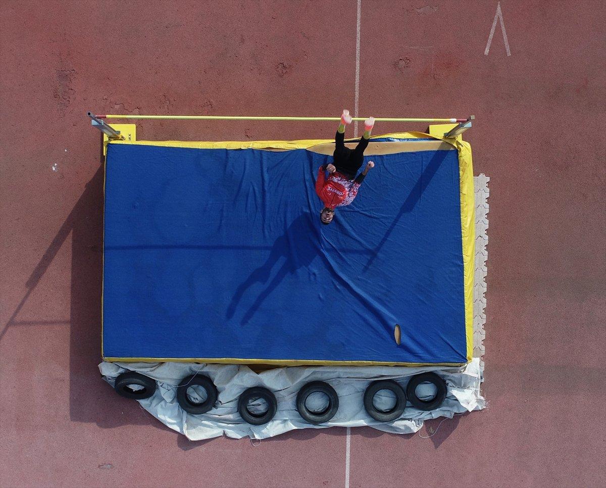 Milli atlet Bedirhan Alpagu Nun hedefi dünya şampiyonluğu #9