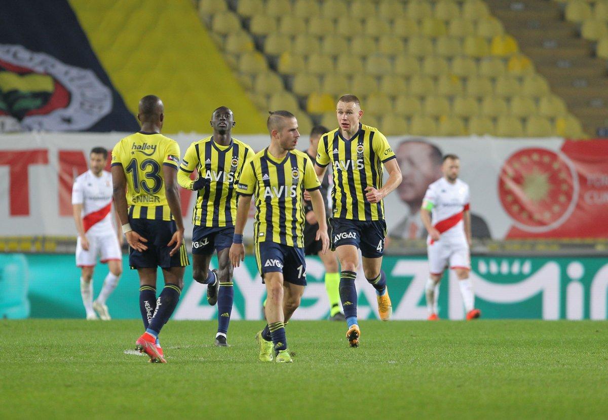 Fenerbahçe, Kadıköy de yine kazanamadı #2