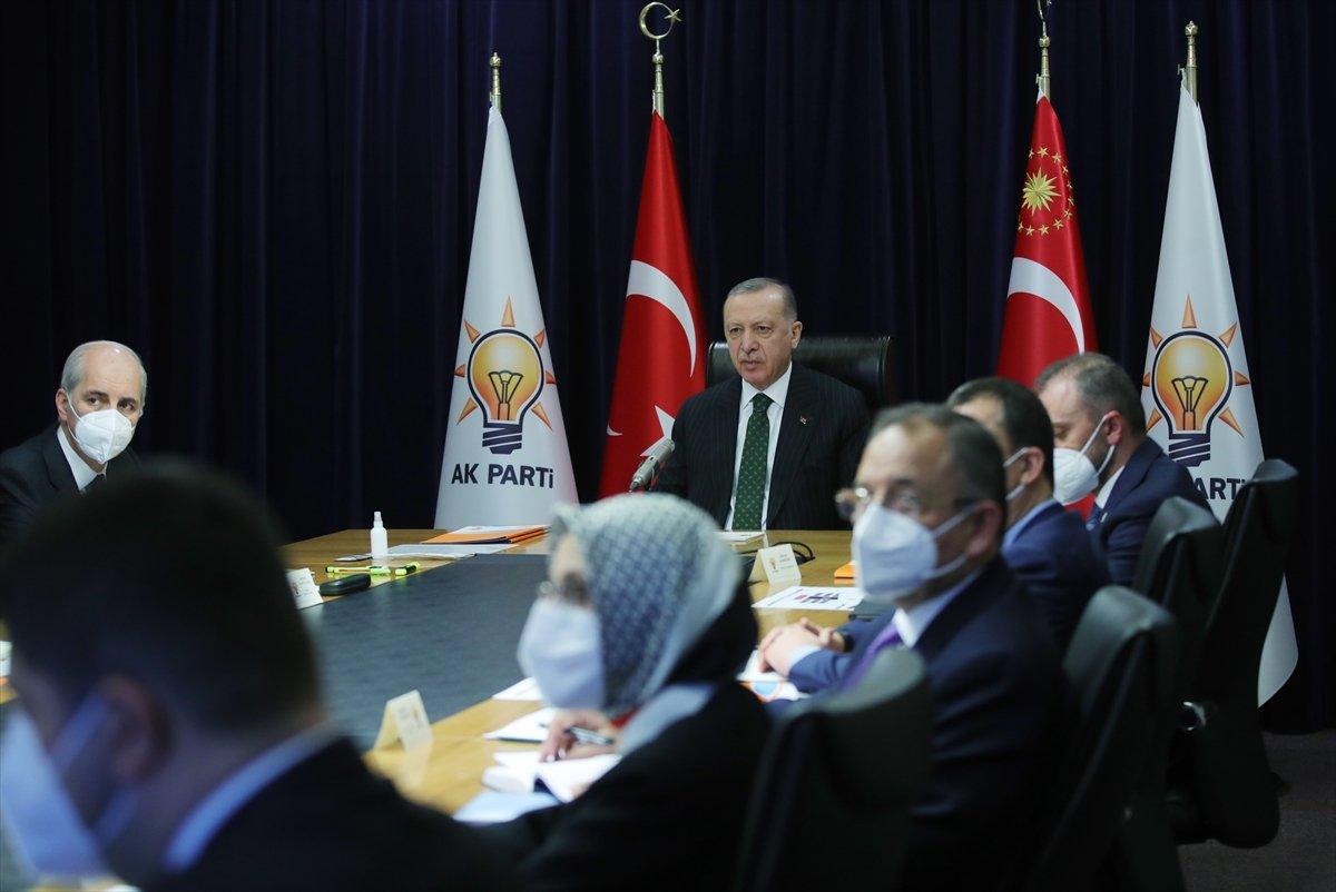 Cumhurbaşkanı Erdoğan: Gelecekte, CHP diye partiye yer olmadığını görüyoruz #2