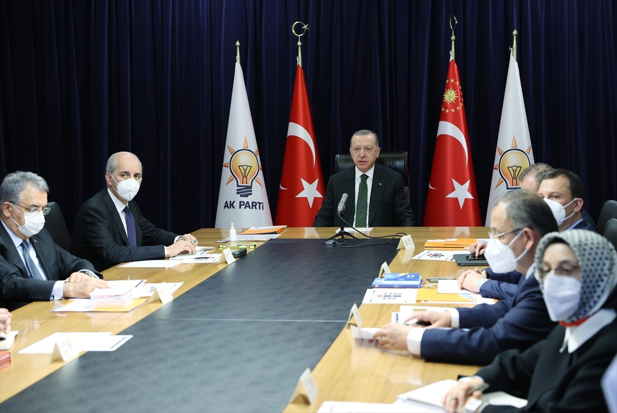 Cumhurbaşkanı Erdoğan: Gelecekte, CHP diye partiye yer olmadığını görüyoruz #1