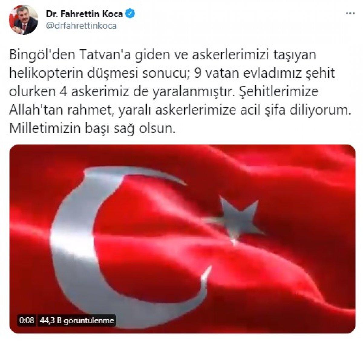 Türkiye şehitlerine ağlıyor #4
