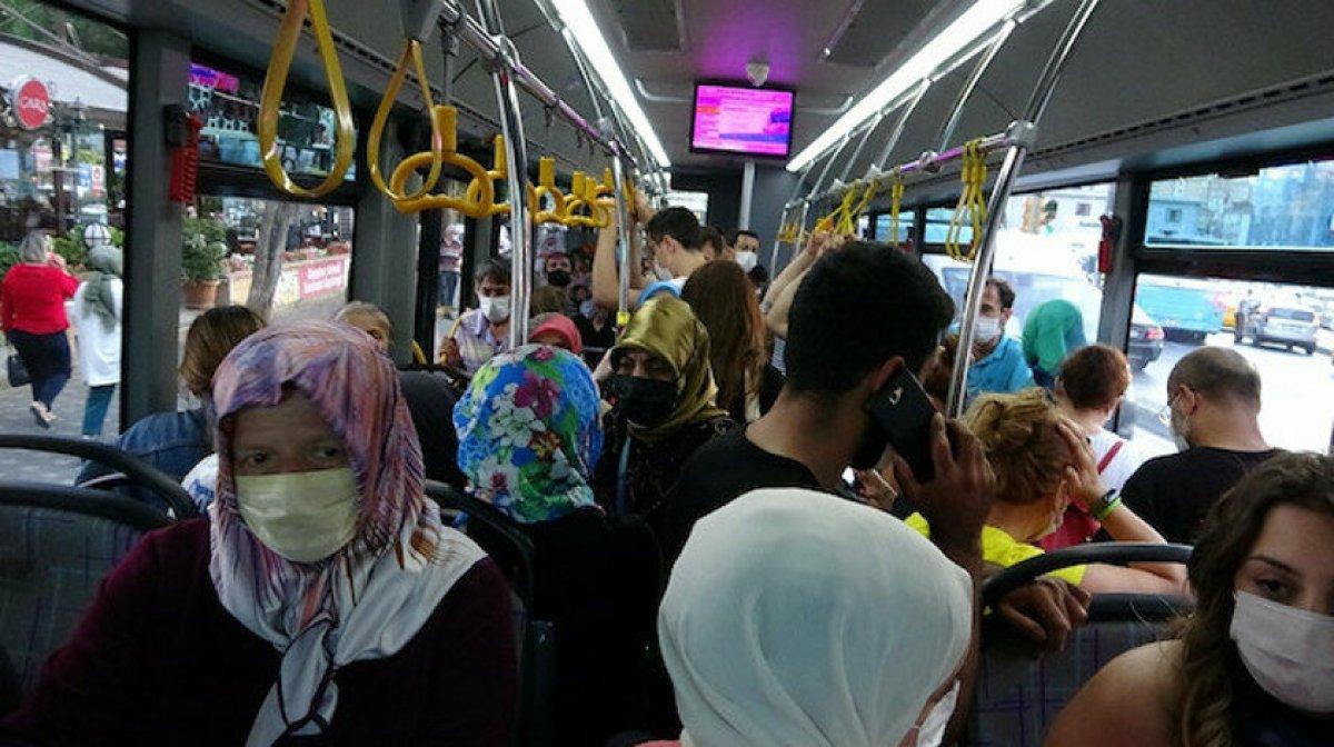 İstanbul da toplu taşımada yaş sınırı kalktı #1