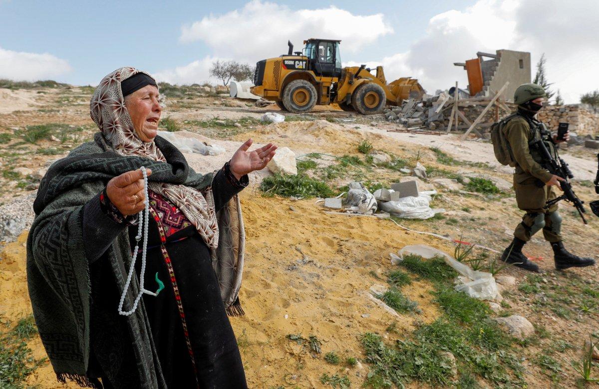 ABD den İsrail e savaş suçu soruşturması açan mahkemeye tepki #2
