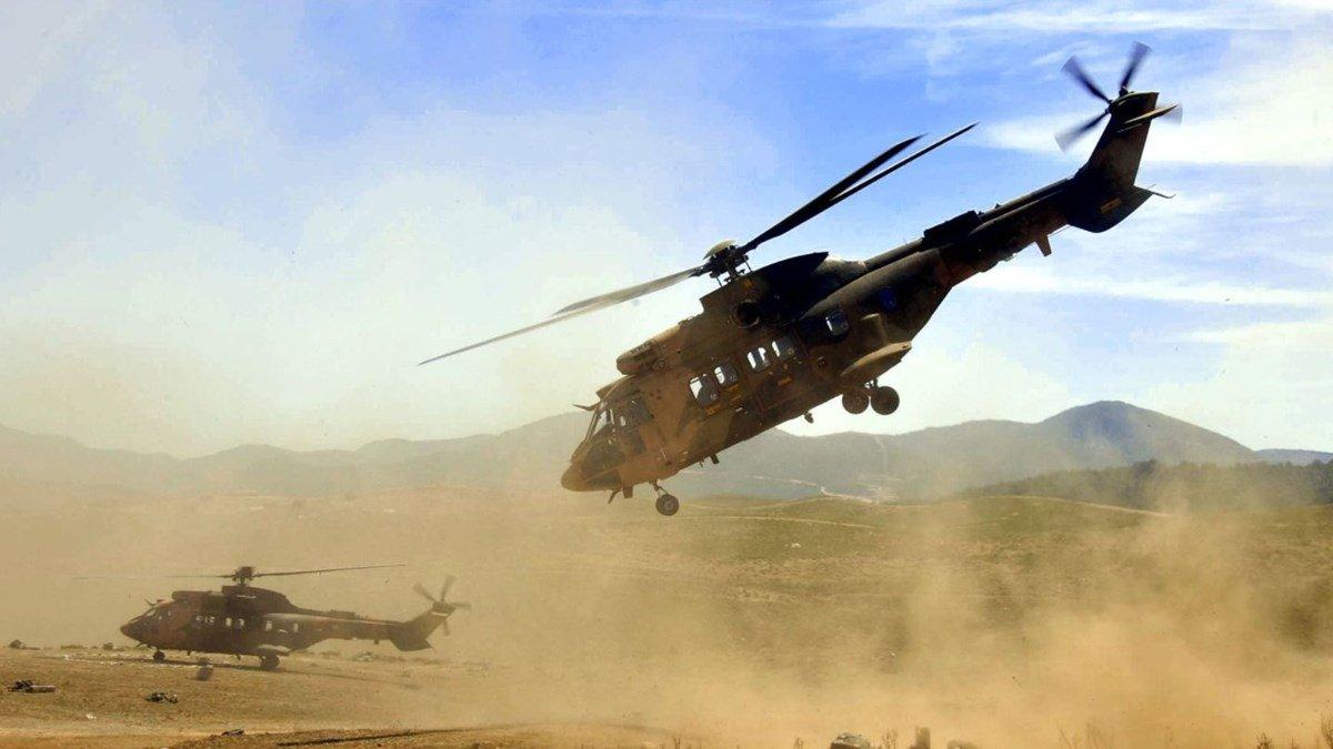 Cougar  tipi helikopterler bugüne kadar 3 kez daha düştü #1
