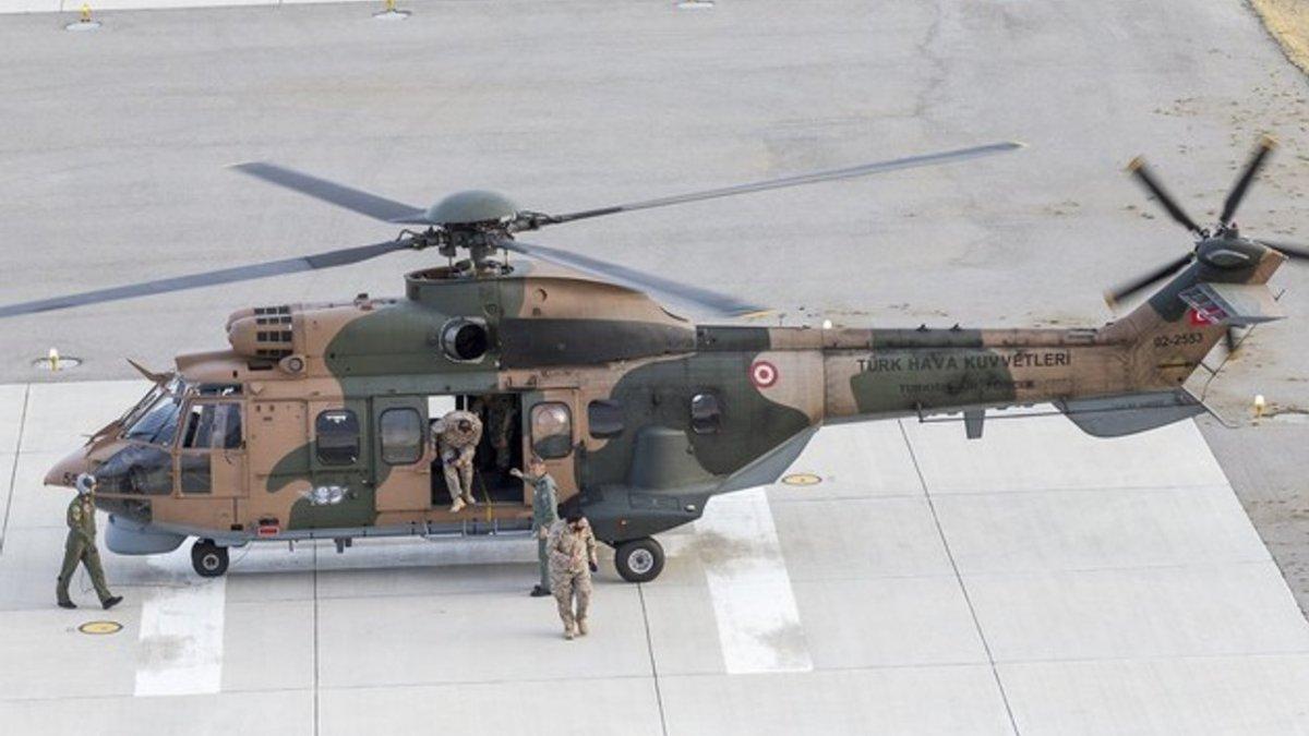 Cougar  tipi helikopterler bugüne kadar 3 kez daha düştü #2