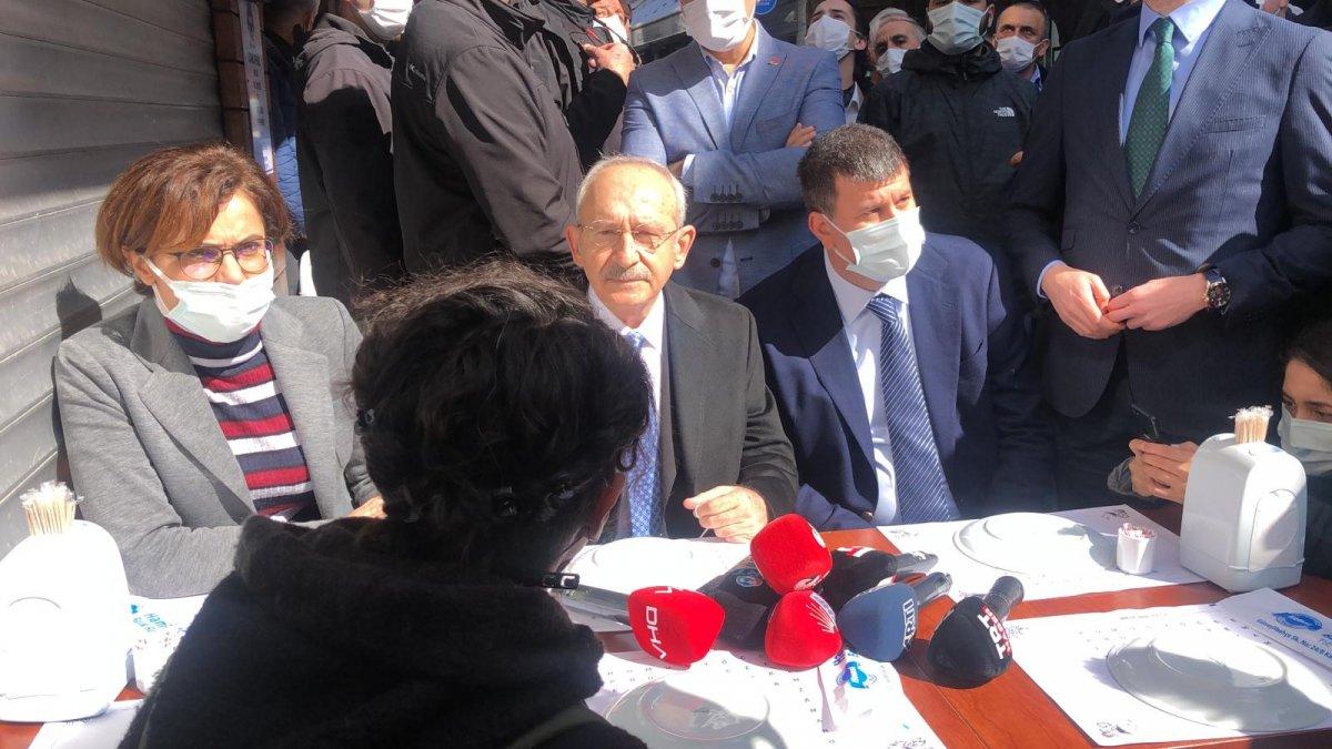 Kemal Kılıçdaroğlu: CHP li belediyeler olmasa ülkede kaos çıkar #1