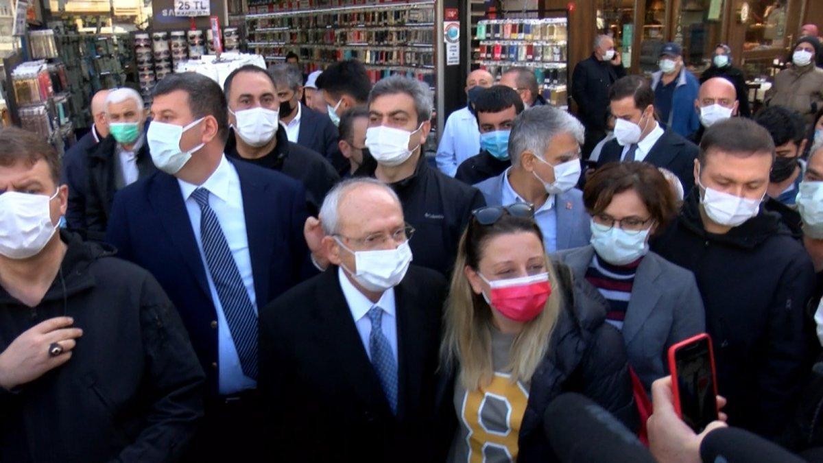 Kemal Kılıçdaroğlu: CHP li belediyeler olmasa ülkede kaos çıkar #2