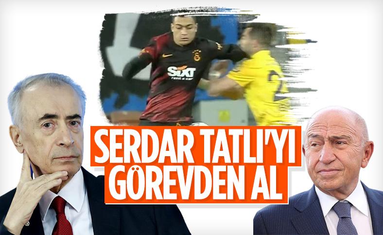 Mustafa Cengiz'den Nihat Özdemir'e MHK baskısı