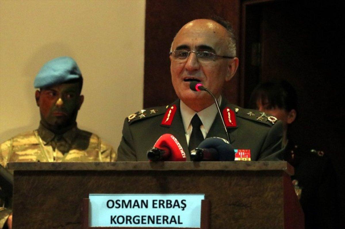 Korgeneral Osman Erbaş, Bitlis te düşen helikopterde şehit oldu #1