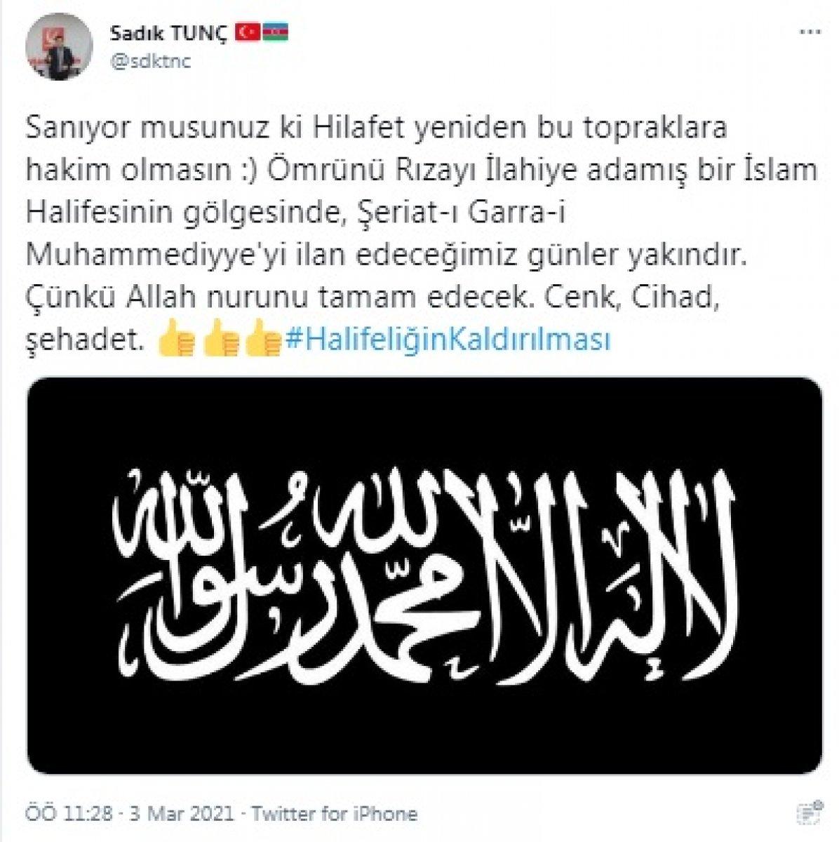 Yeniden Refah Partisi: Sadık Tunç Disiplin Kurulu na sevk edildi #2
