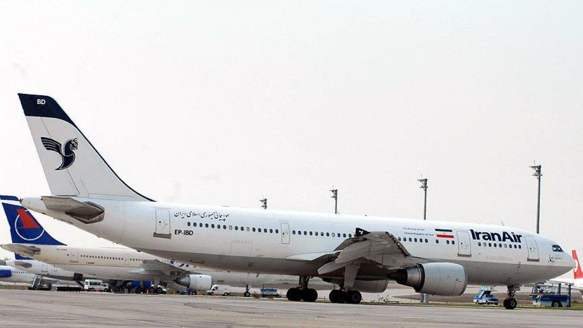 iran air 6108