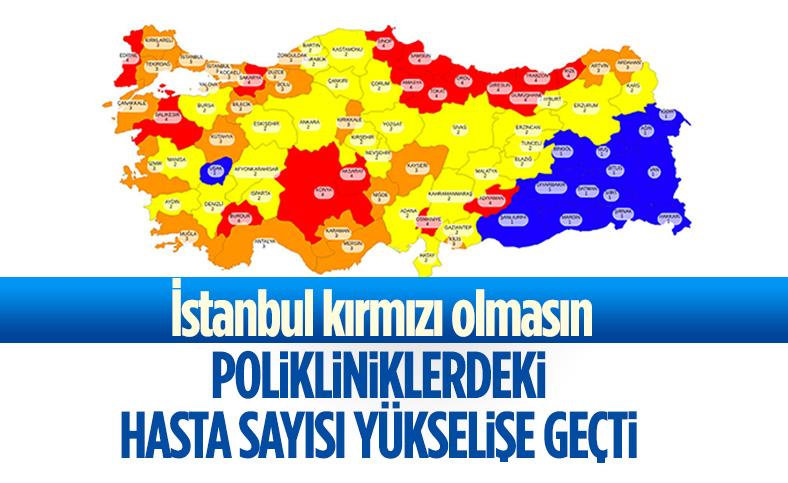 Fahrettin Koca: İstanbul'da artış var