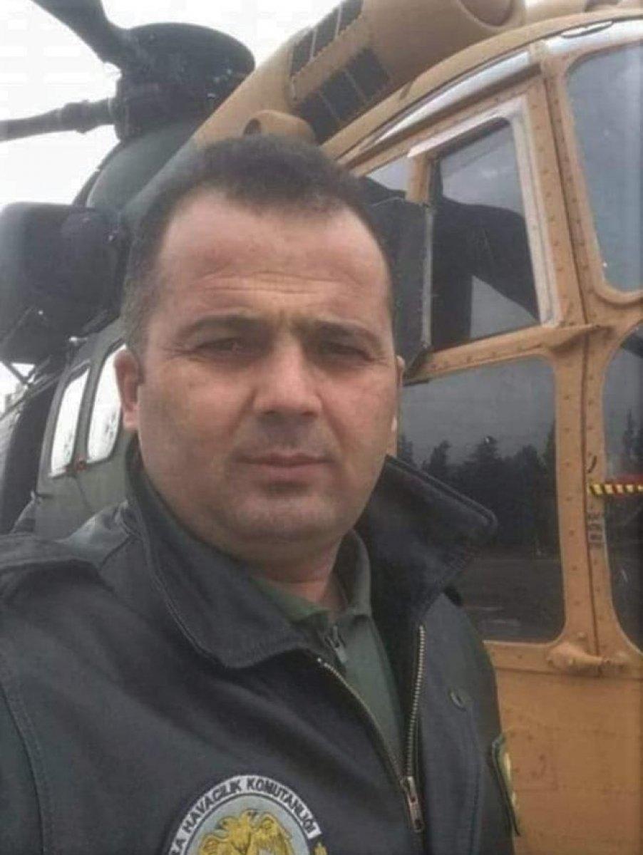Bitlis teki kazada şehit olan askerlerin kimlikleri belli oldu  #11