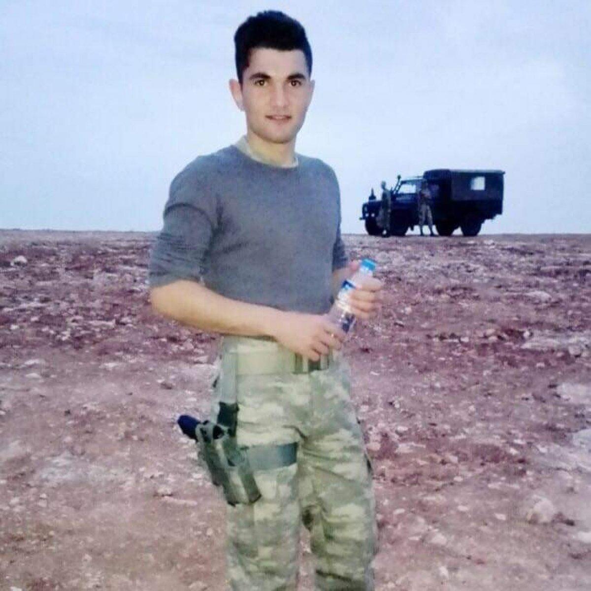 Bitlis teki kazada şehit olan askerlerin kimlikleri belli oldu  #2