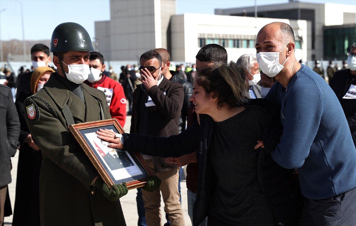 Elazığ da şehitler için tören  #2