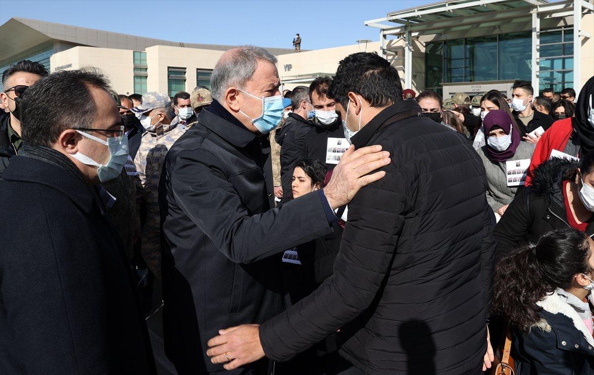 Elazığ da şehitler için tören  #3