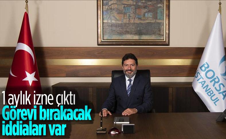 Hakan Atilla, Borsa İstanbul'daki görevini bırakıyor iddiası