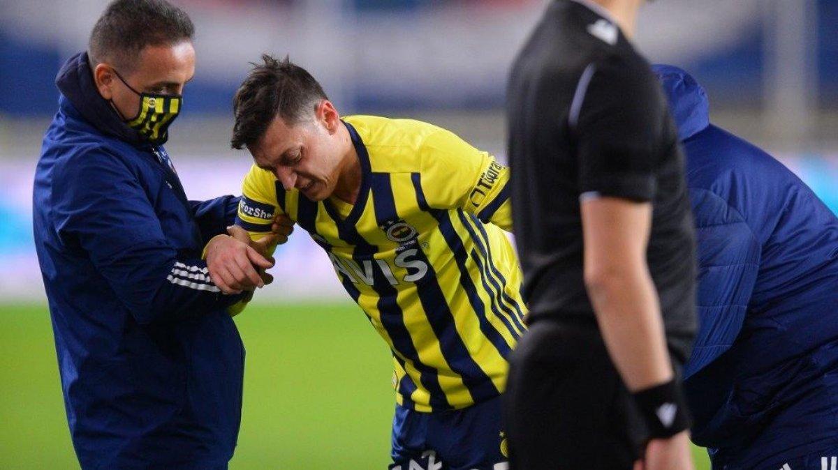 Mesut Özil in kaçıracağı maçlar #1