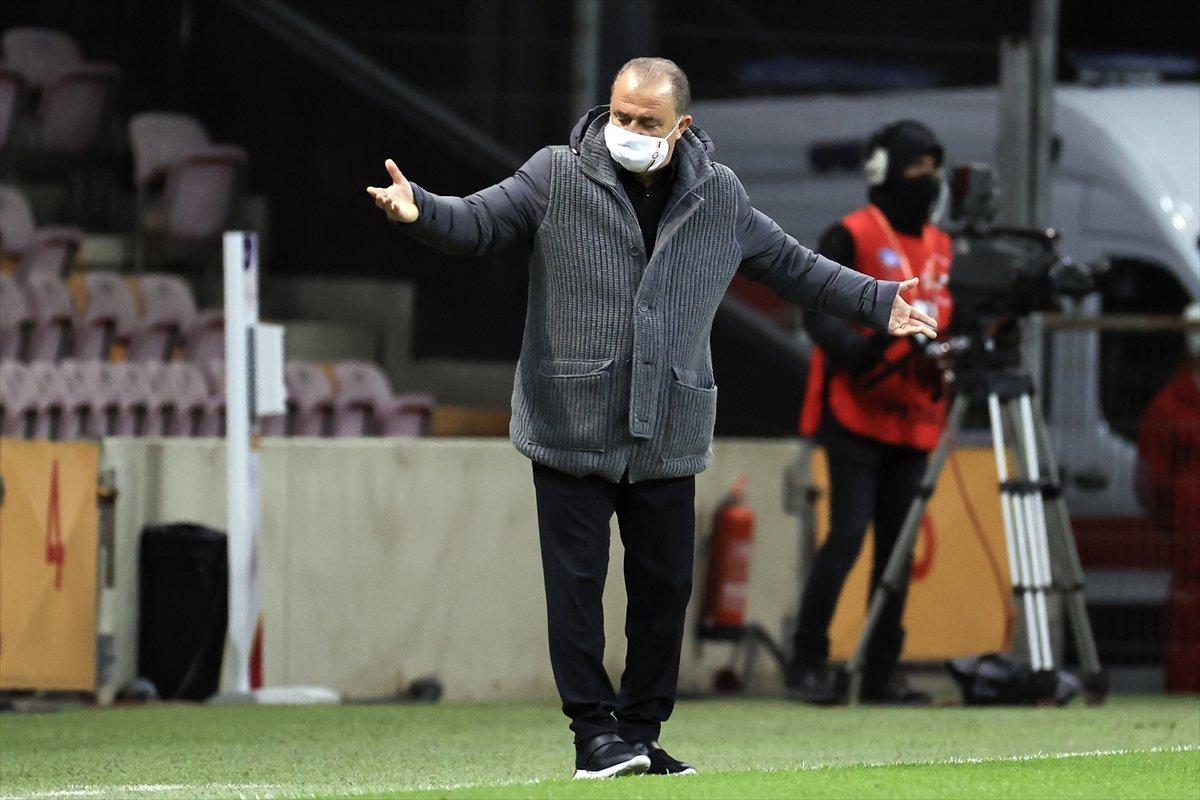Fatih Terim: Yarım pozisyon vermeden 2 gol yedik #1