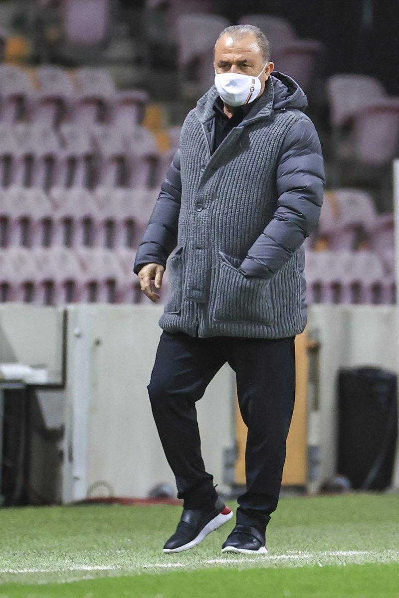 Fatih Terim: Yarım pozisyon vermeden 2 gol yedik #2