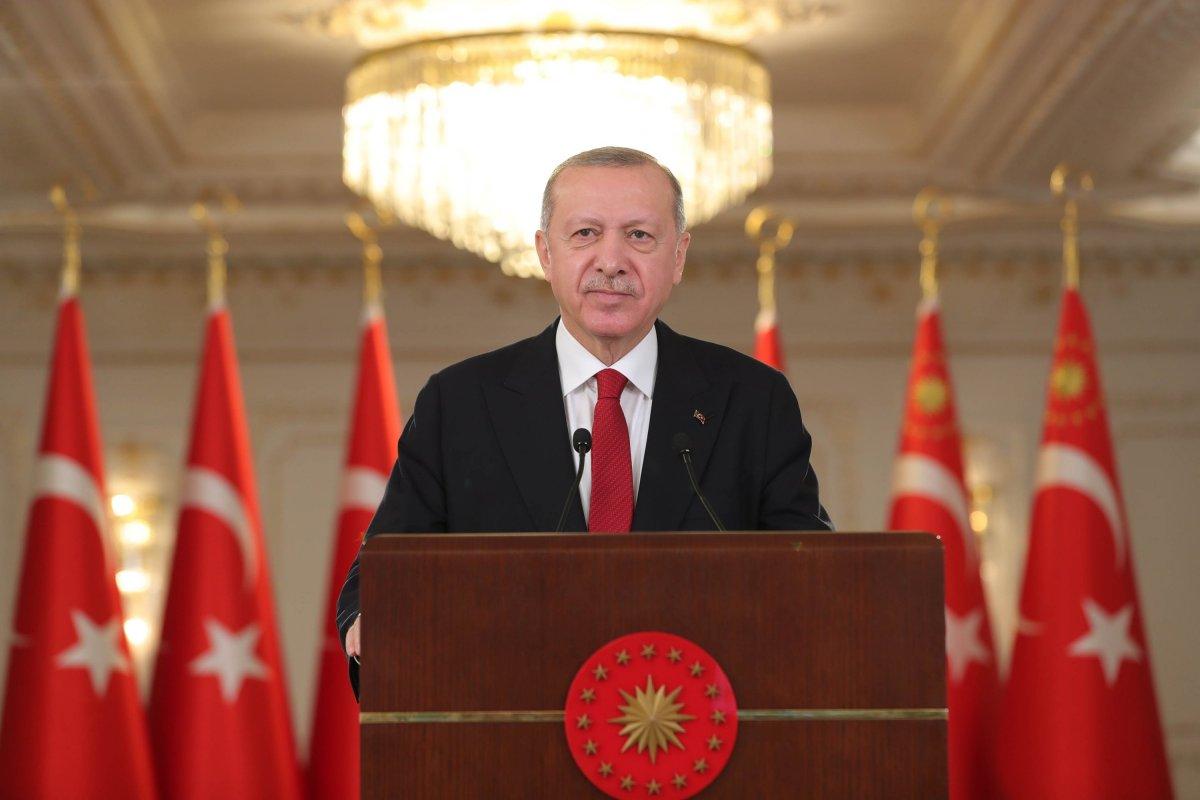 Cumhurbaşkanı Erdoğan: Kadına şiddeti en sert şekilde kınıyorum  #1