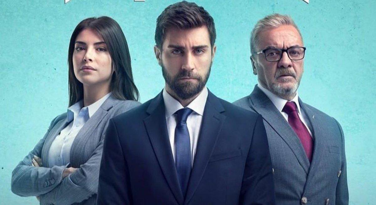 TRT nin yeni dizisi Teşkilat başlıyor #5