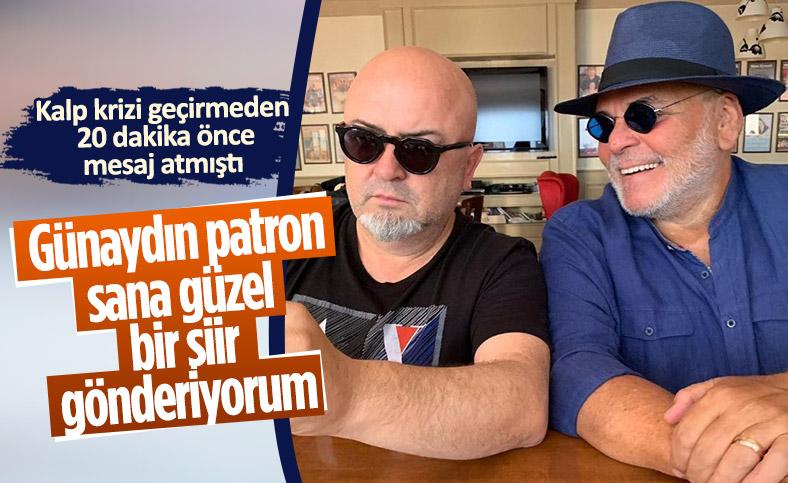 Rasim Öztekin'in vefatı ünlü isimleri yasa boğdu