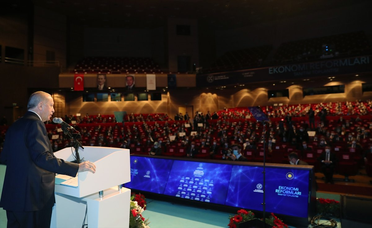 Cumhurbaşkanı Erdoğan ın açıkladığı ekonomi reformu paketi #13