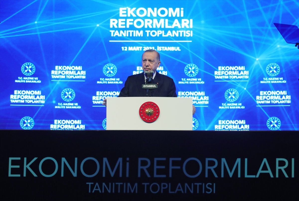 Cumhurbaşkanı Erdoğan ın açıkladığı ekonomi reformu paketi #5