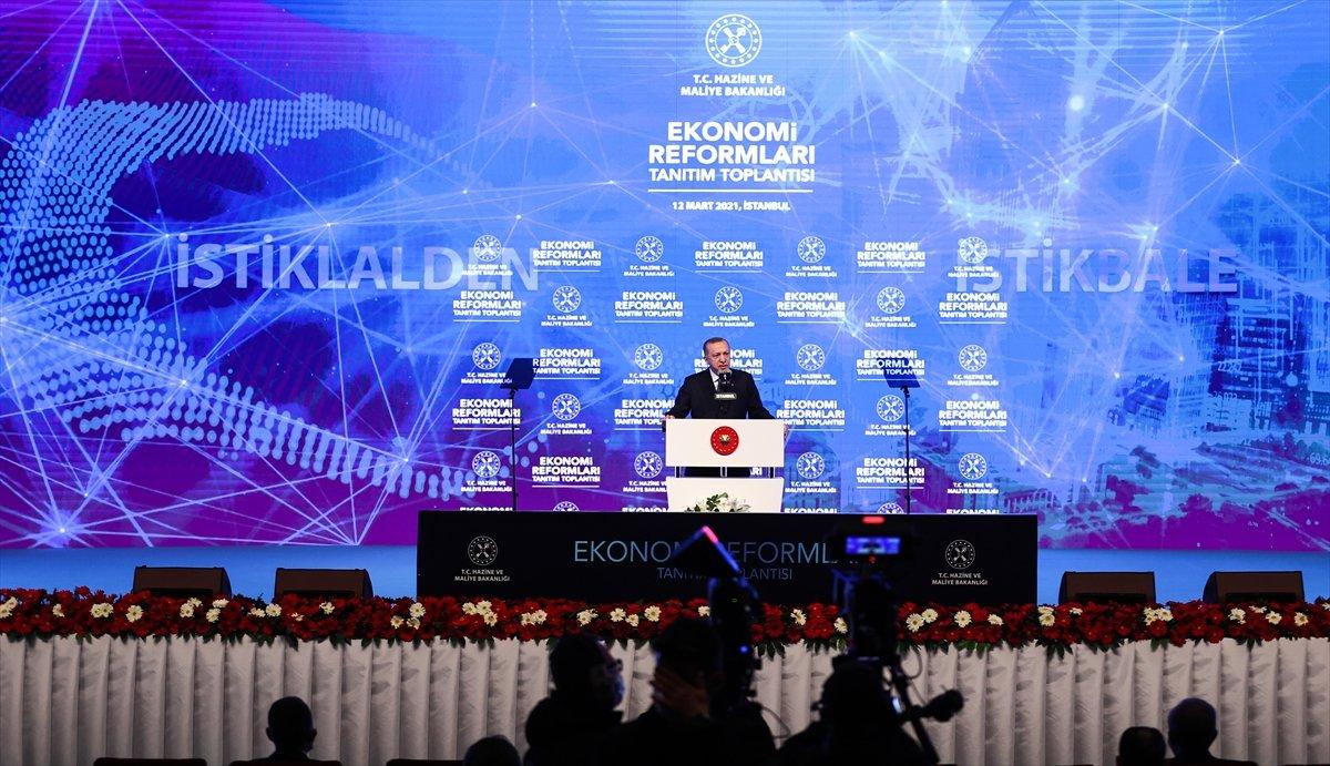 Cumhurbaşkanı Erdoğan ın açıkladığı ekonomi reformu paketi #12