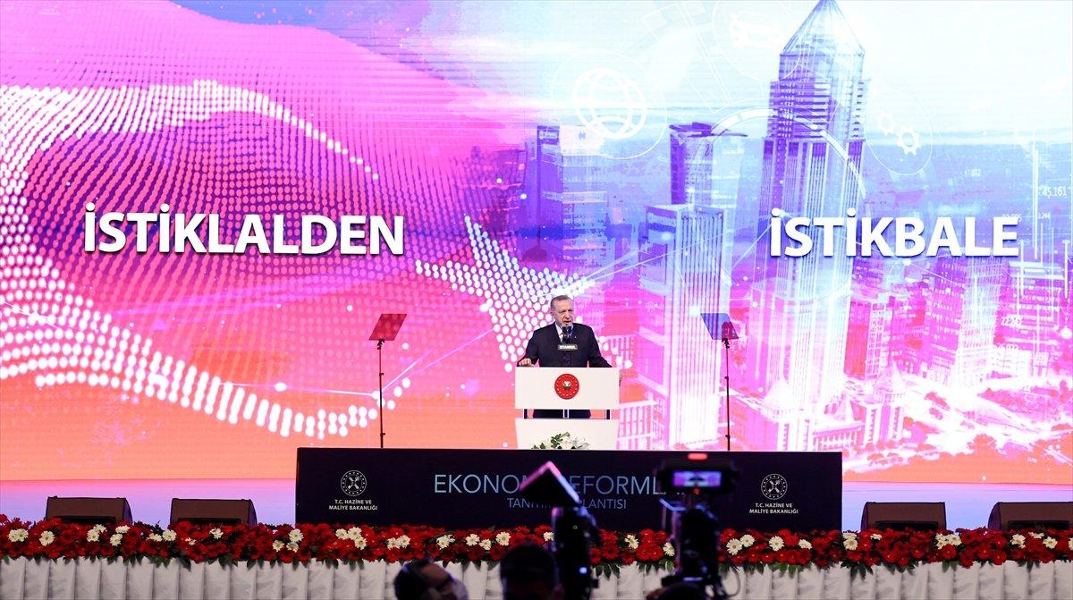 Cumhurbaşkanı Erdoğan ın açıkladığı ekonomi reformu paketi #2