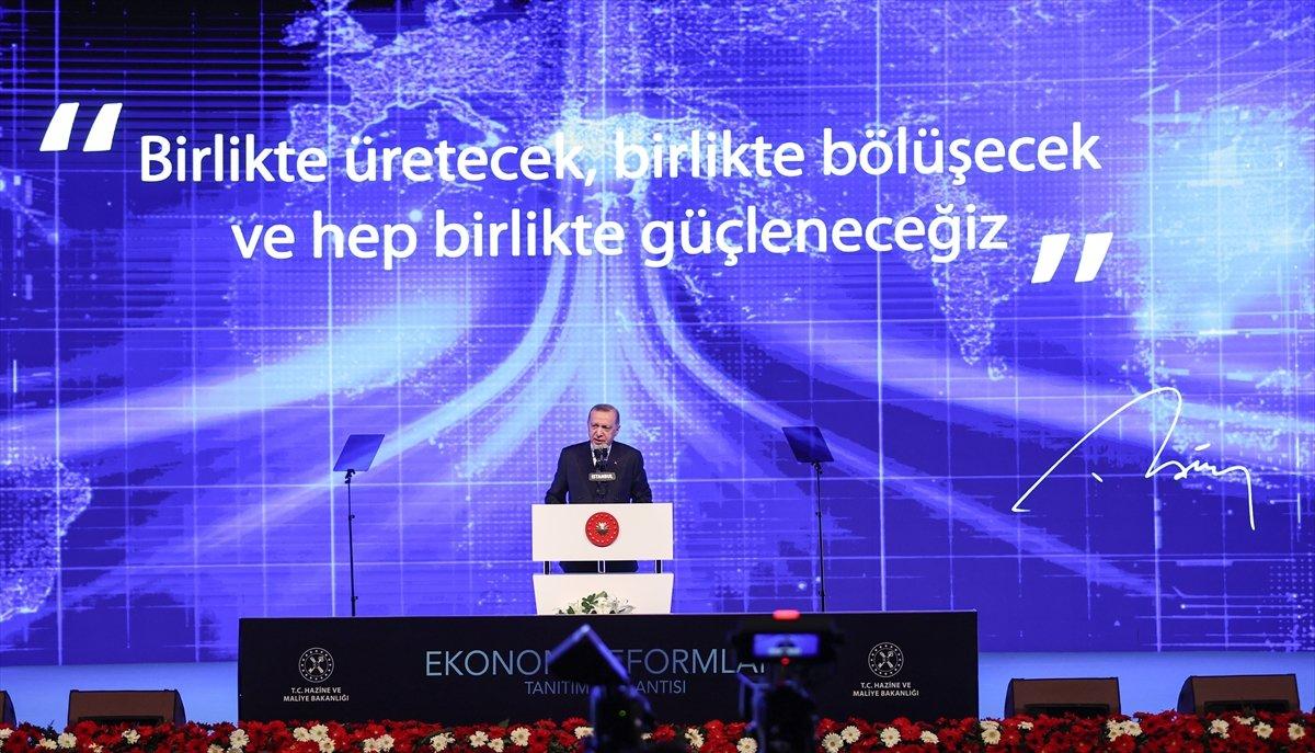 Cumhurbaşkanı Erdoğan ın açıkladığı ekonomi reformu paketi #11