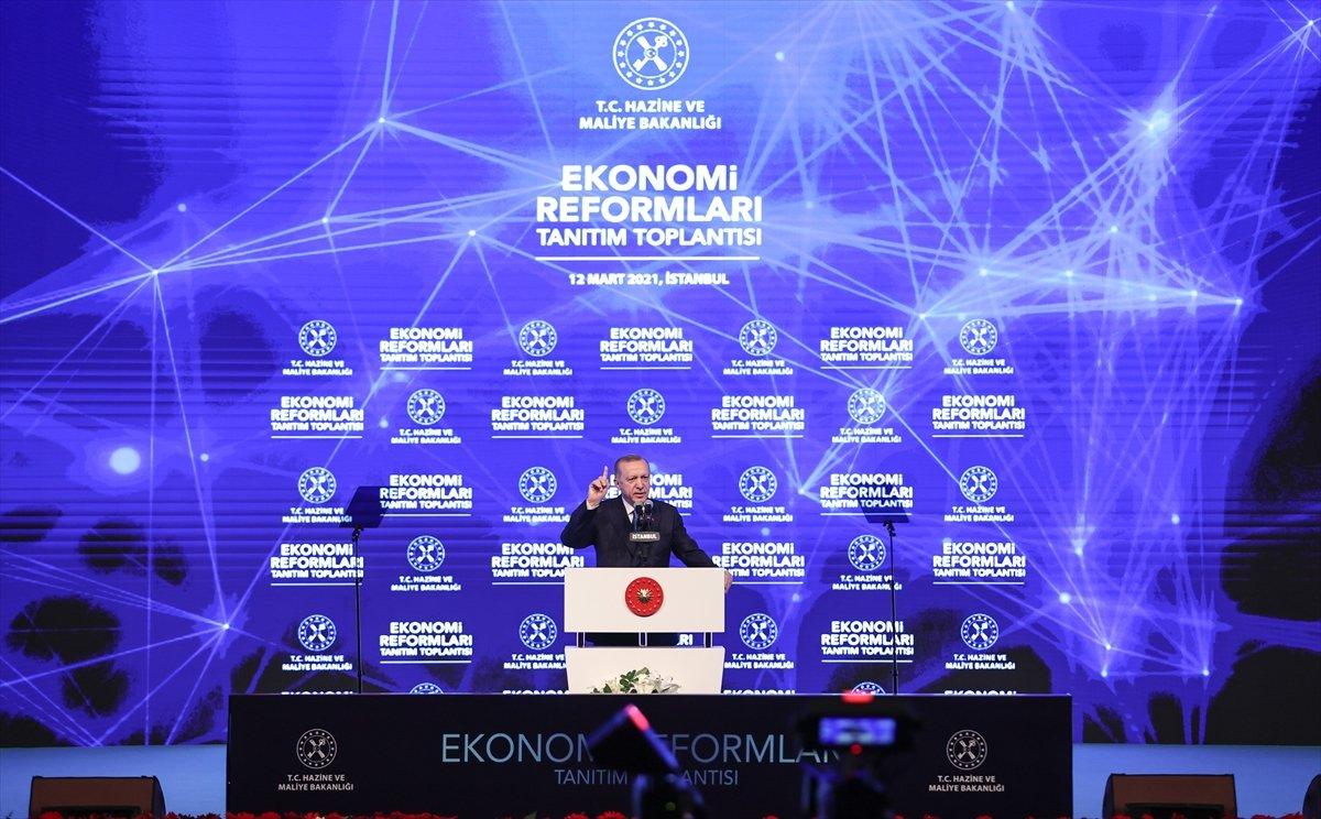 Cumhurbaşkanı Erdoğan ın açıkladığı ekonomi reformu paketi #10