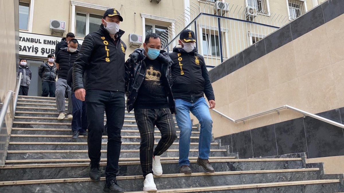 İstanbul da Çinli kripto para çetesine operasyon  #4
