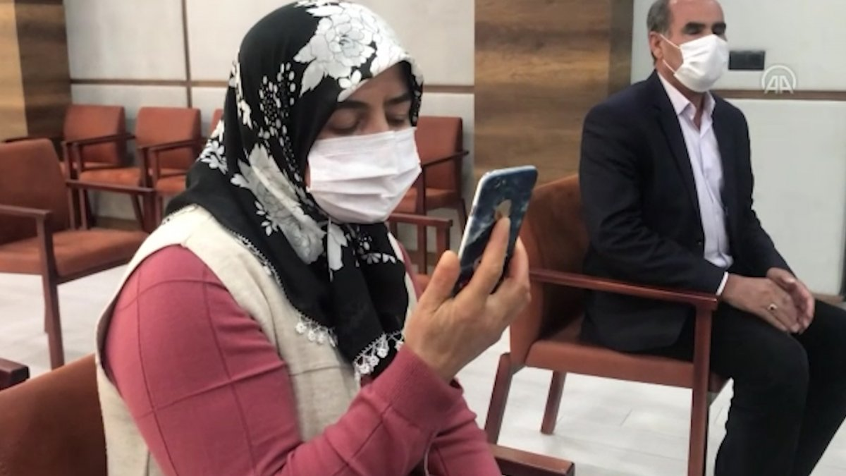 Diyarbakır annelerinden İçişleri Bakanı Süleyman Soylu ya taziye telefonu #3