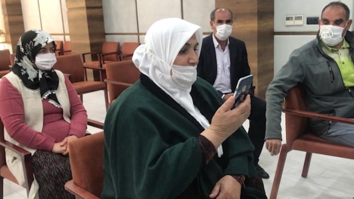 Diyarbakır annelerinden İçişleri Bakanı Süleyman Soylu ya taziye telefonu #2