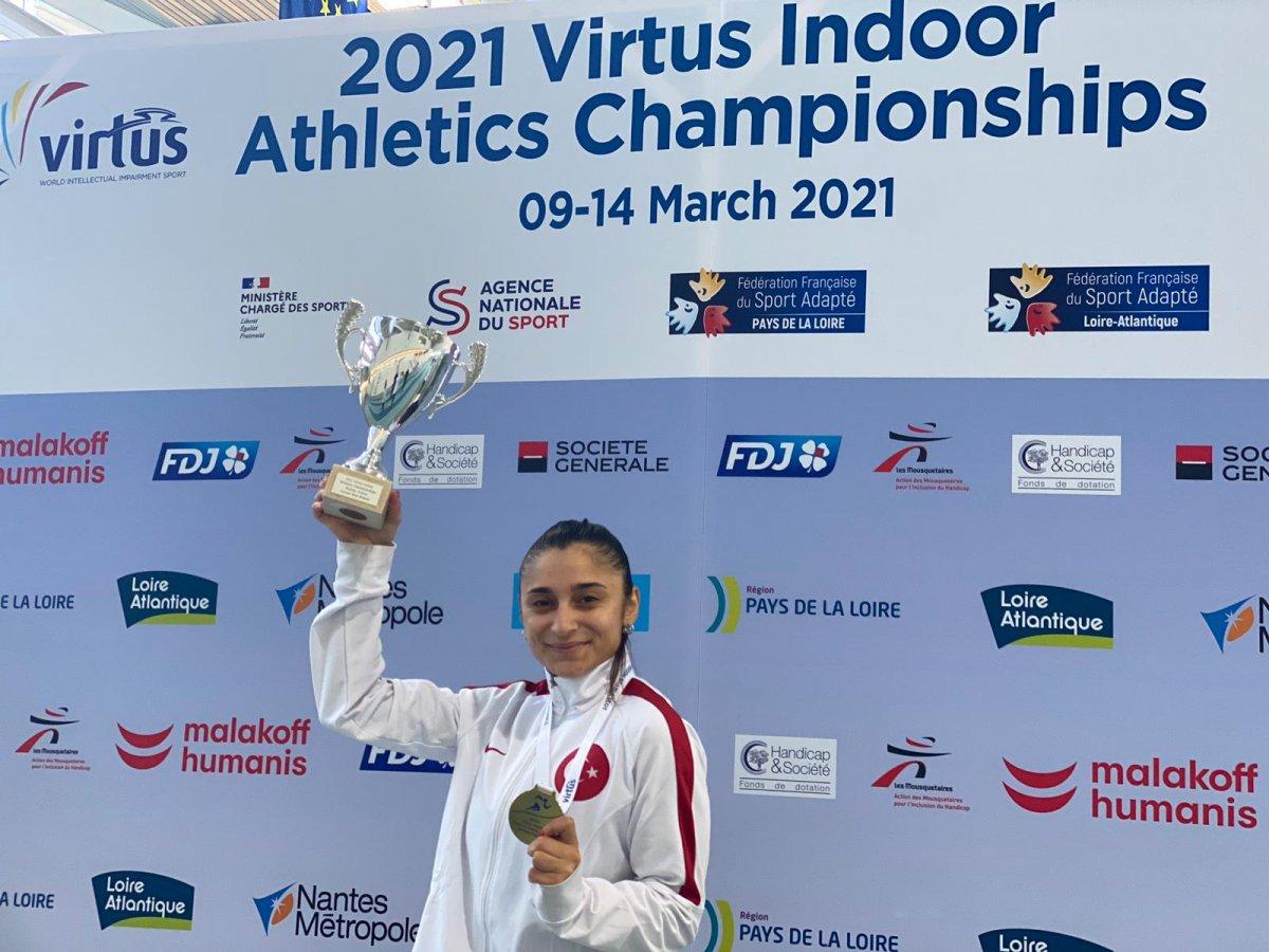 VIRTUS Avrupa Salon Atletizm Şampiyonası nda Türkiye, Avrupa şampiyonu oldu #6