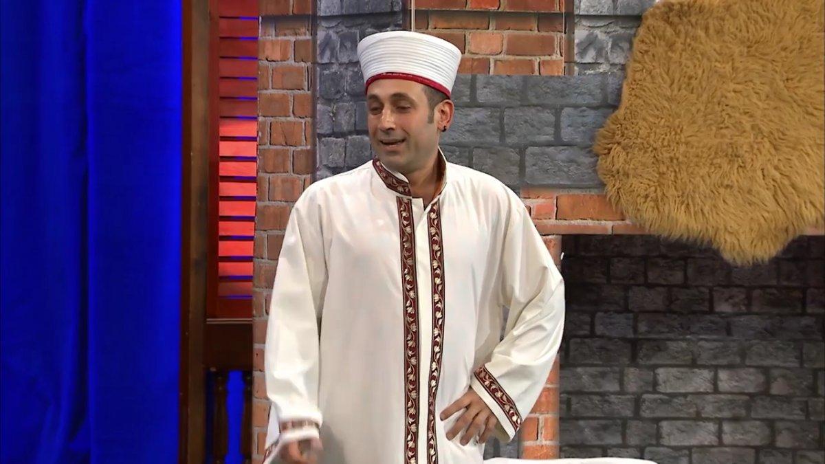 Güldür Güldür ün skeci imamları kızdırdı #4
