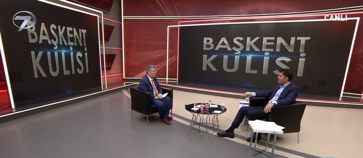 Murat Kurum: 6,7 milyon konutun yenilenmesi gerekiyor #1