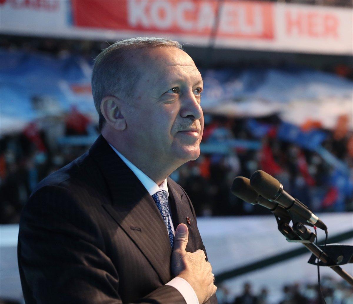 Cumhurbaşkanı Erdoğan: Sizler Asım ın neslisiniz #2