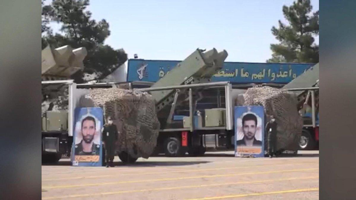 İran, yeni  füze kentinin  tanıtımını yaptı #3