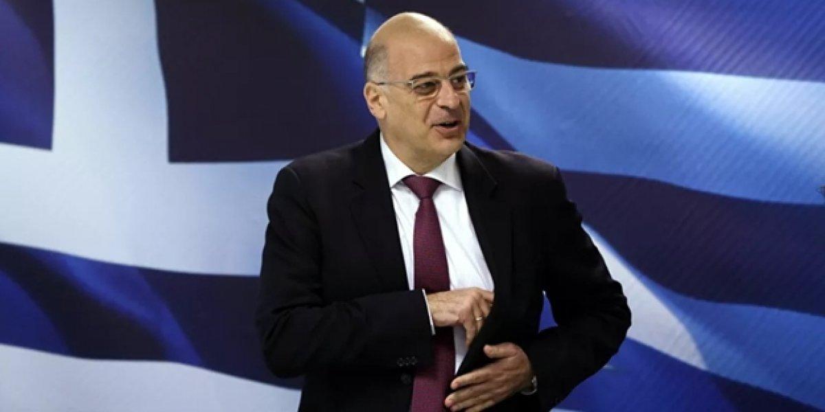Yunanistan Dışişleri Bakanı ndan Mevlüt Çavuşoğlu na: Görüşmek isterim #1