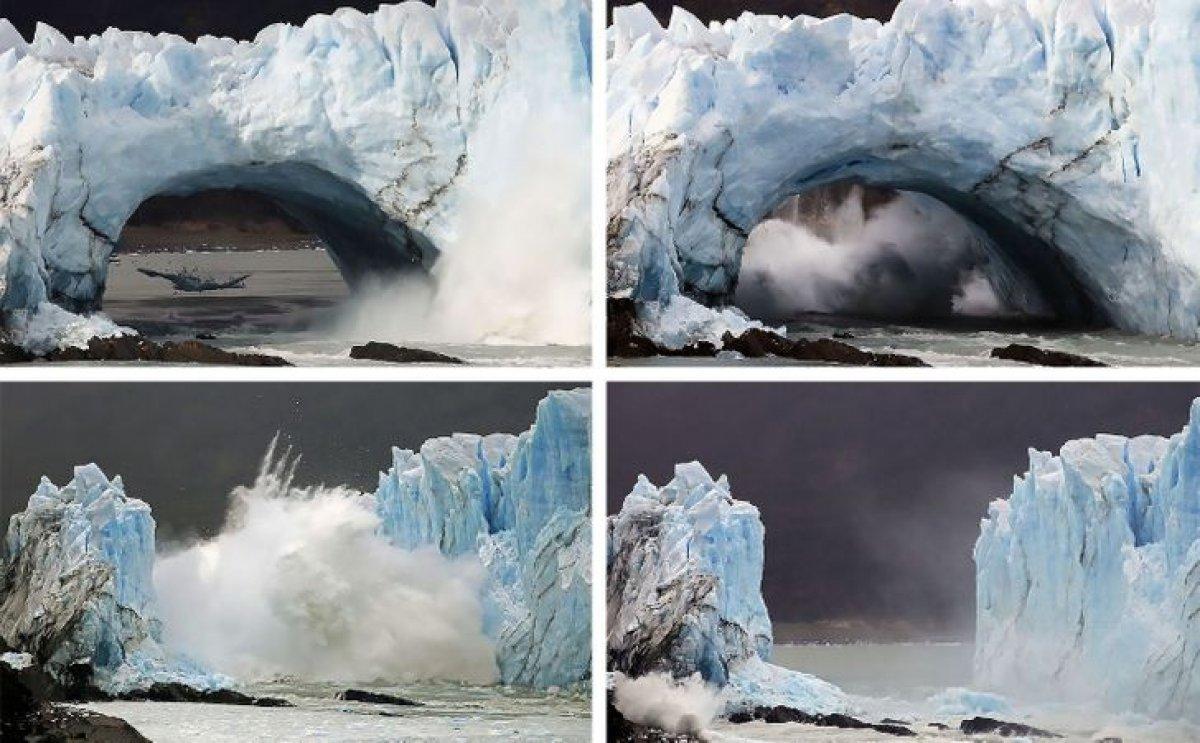 Küresel ısınmanın etkilerini gözler önüne seren 10 fotoğraf #10